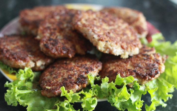 котлеты вегетарианские рецепты