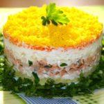 Рецепты вегетарианских салатов: цезарь, с ананасом, мимоза, оливье