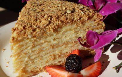вегетарианский торт рецепт