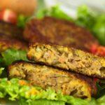 Рецепты вегетарианских котлет из чечевицы, фасоли, нута, маша, гороха